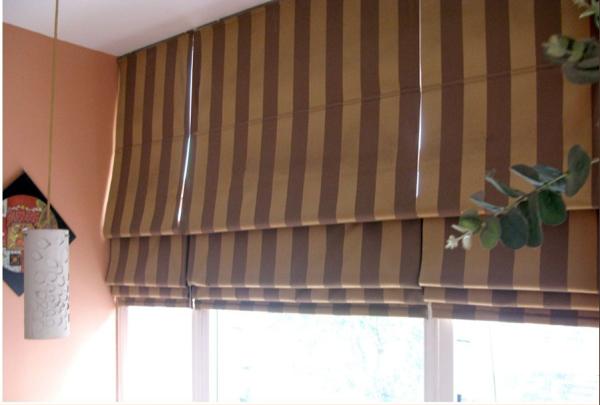 rèm cửa xếp lớp này sẽ giúp bạn tạo ra không gian