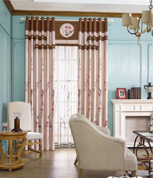 Chọn rèm cửa phù hợp với nội thất căn phòng
